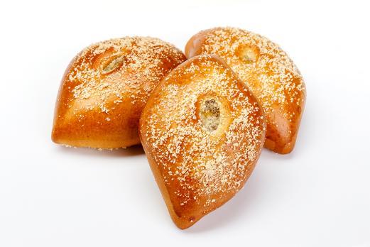 Пирожок с персиком